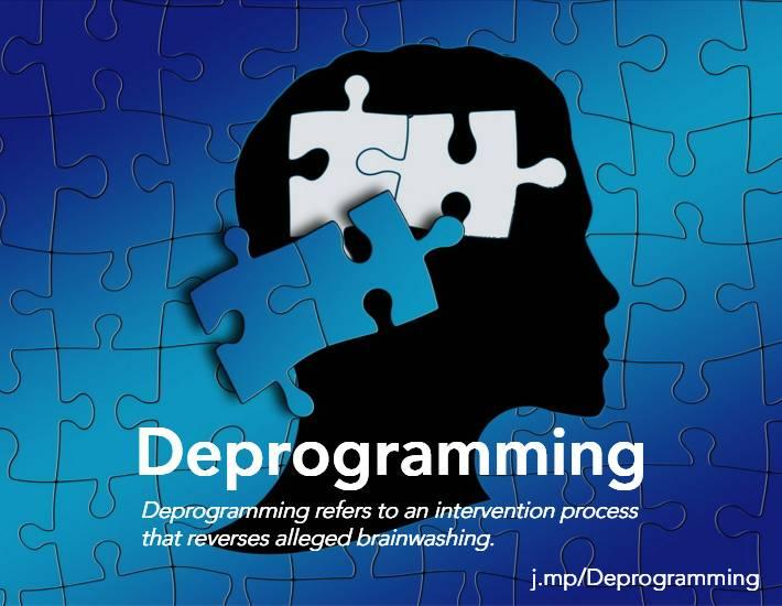 deprogramming