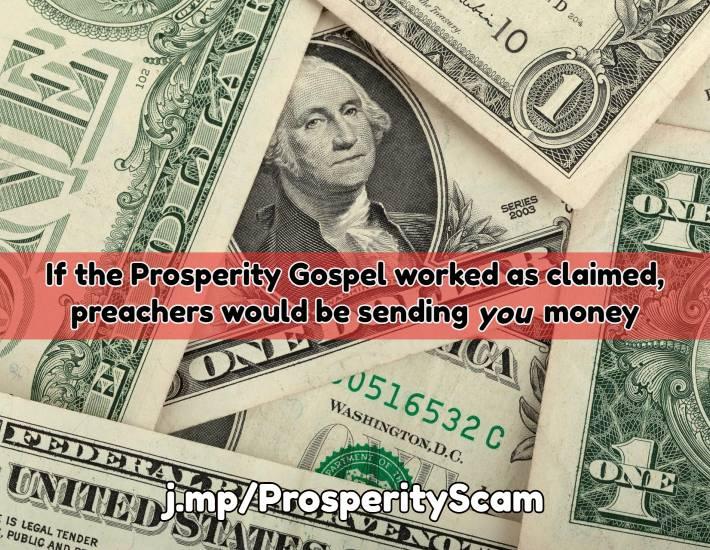 prosperity teaching
