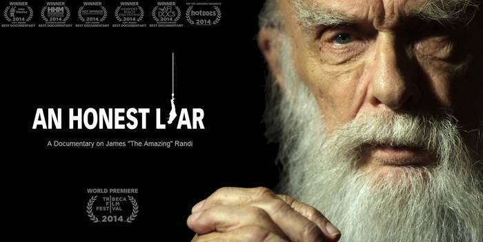 James Randi, skeptic and fraud debunker