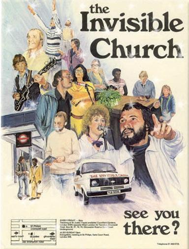 Nelson Nurse's Invisible Church