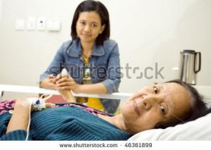visit the sick