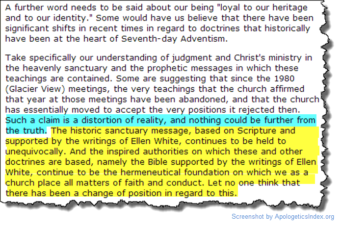 Seventh-Day Adventism