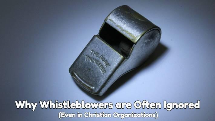 whistleblowers